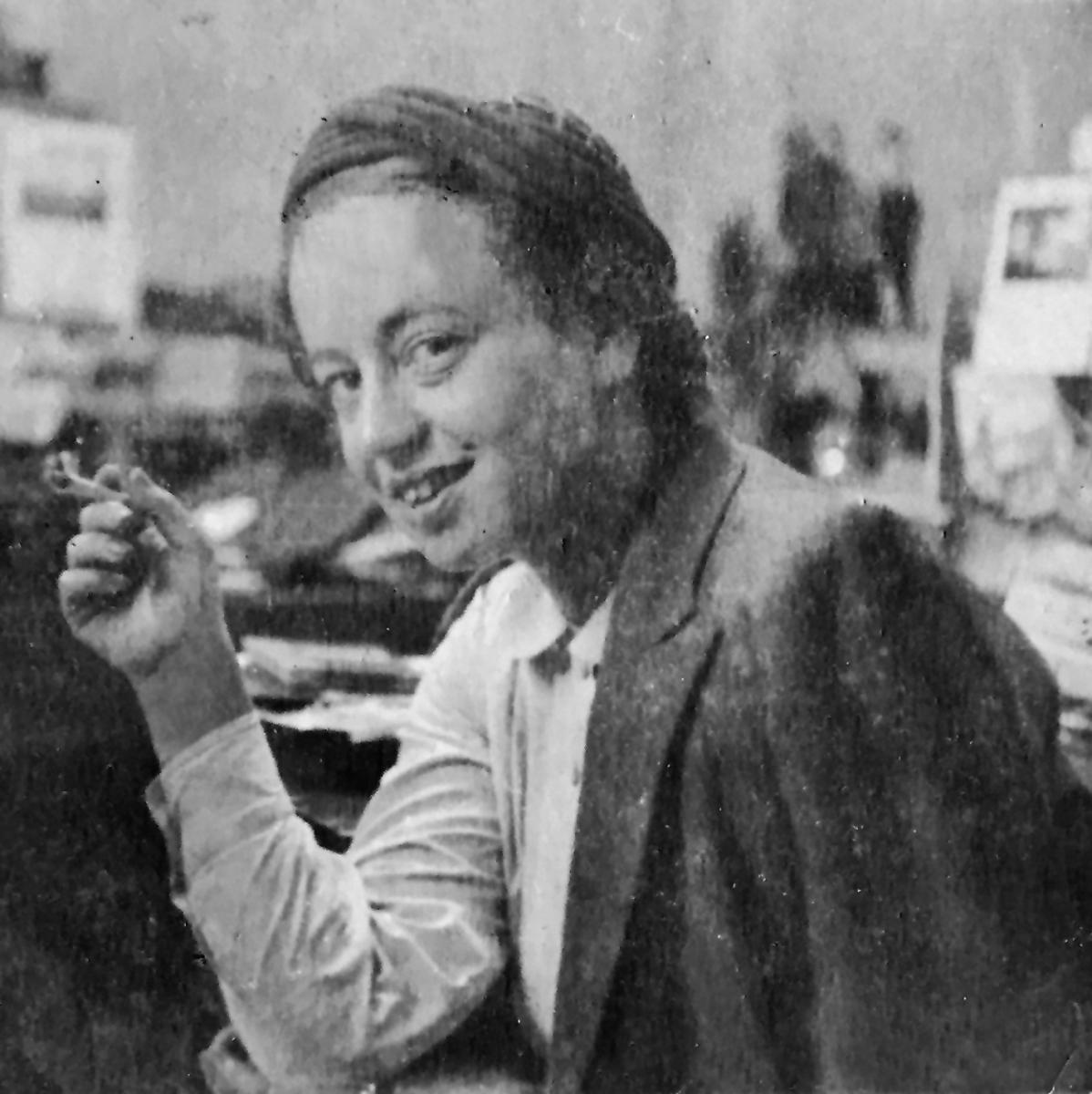 Gego, 1938-39 Hamburgo. Archivo FG.