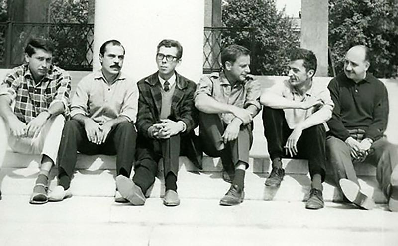 G.R.A.V. Bienale de Paris. Le Parc, Sobrino, Yvaral, Morellet, Stein, Garcia Rossi. Paris, 1963