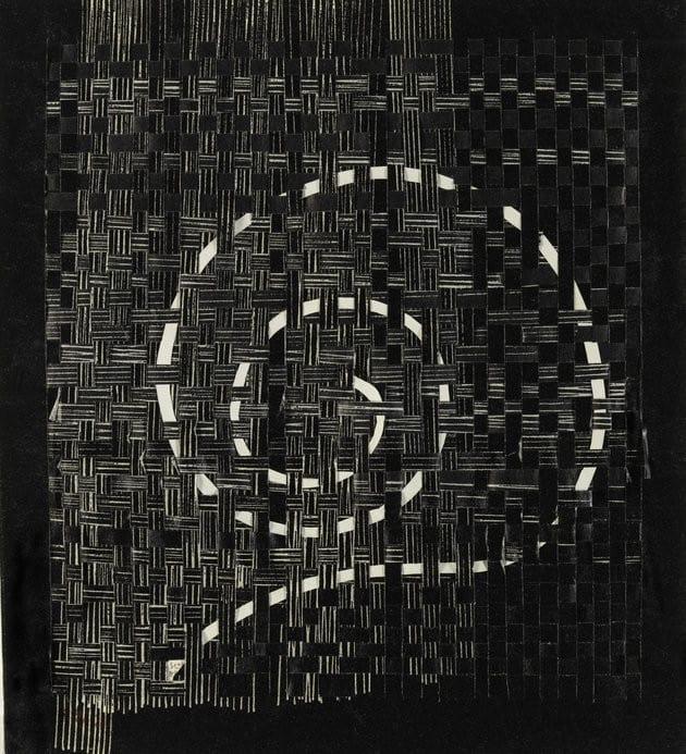 Gego.Tejedura 89/21. 1989. Obsequio prometido por Patricia Phelps de Cisneros