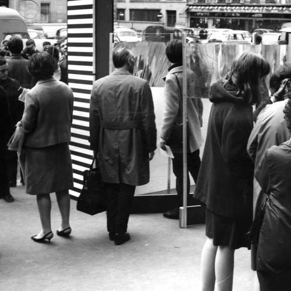 Une journée dans la rue 1966 Street-4