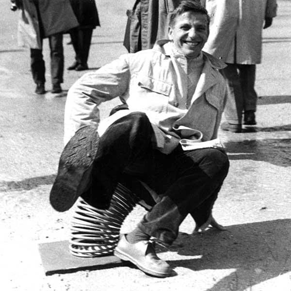 Une journée dans la rue 1966 Street