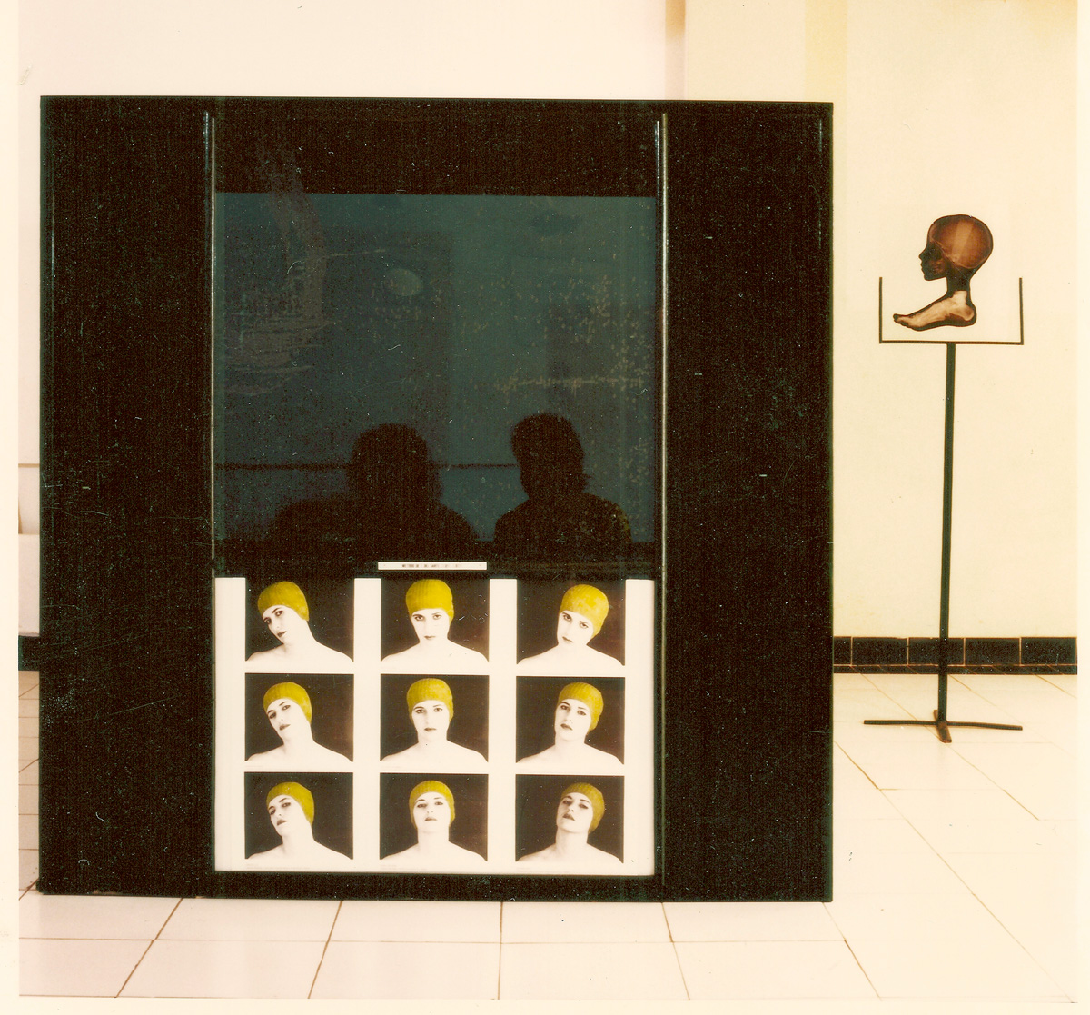 Invernadero. Topos. Nela Ochoa. 1987.