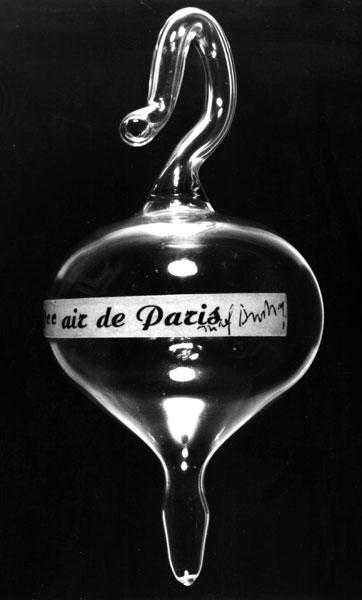 Marcel Duchamp. Air de Paris.