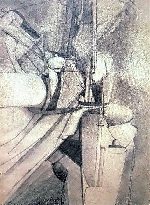 Marcel Duchamp. Virgin 1912 Munich