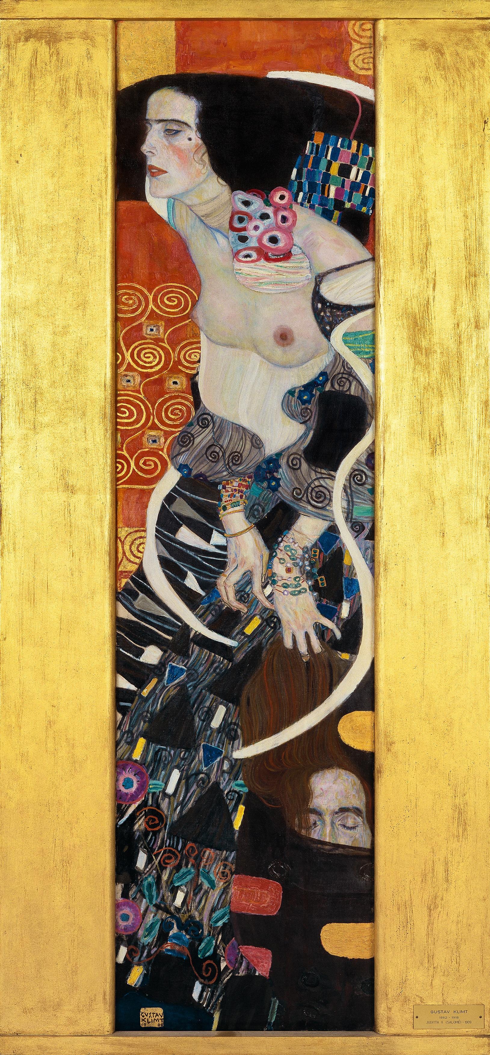 Gustav Klimt, Judith II