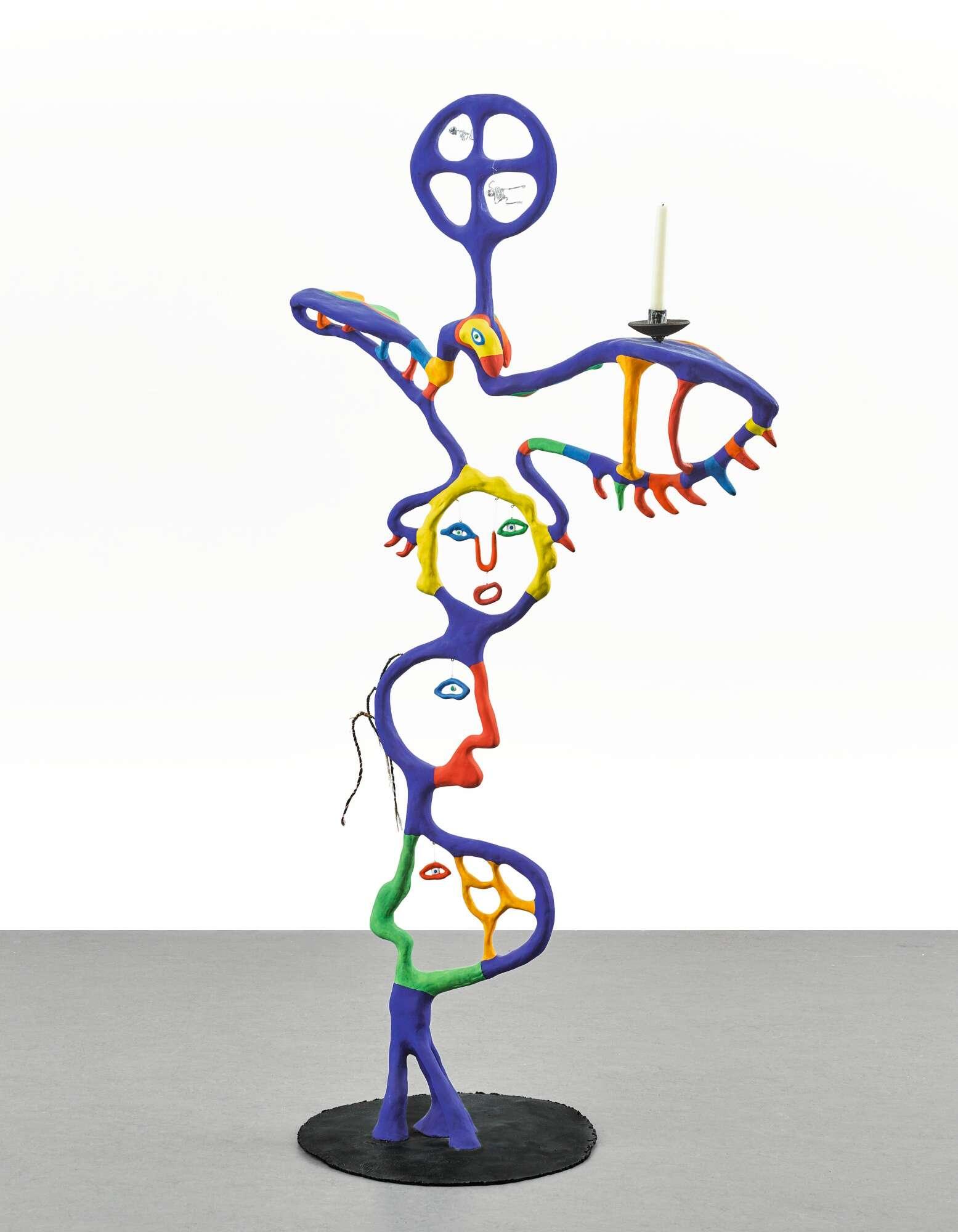 Niki de Saint Phalle. Skinny