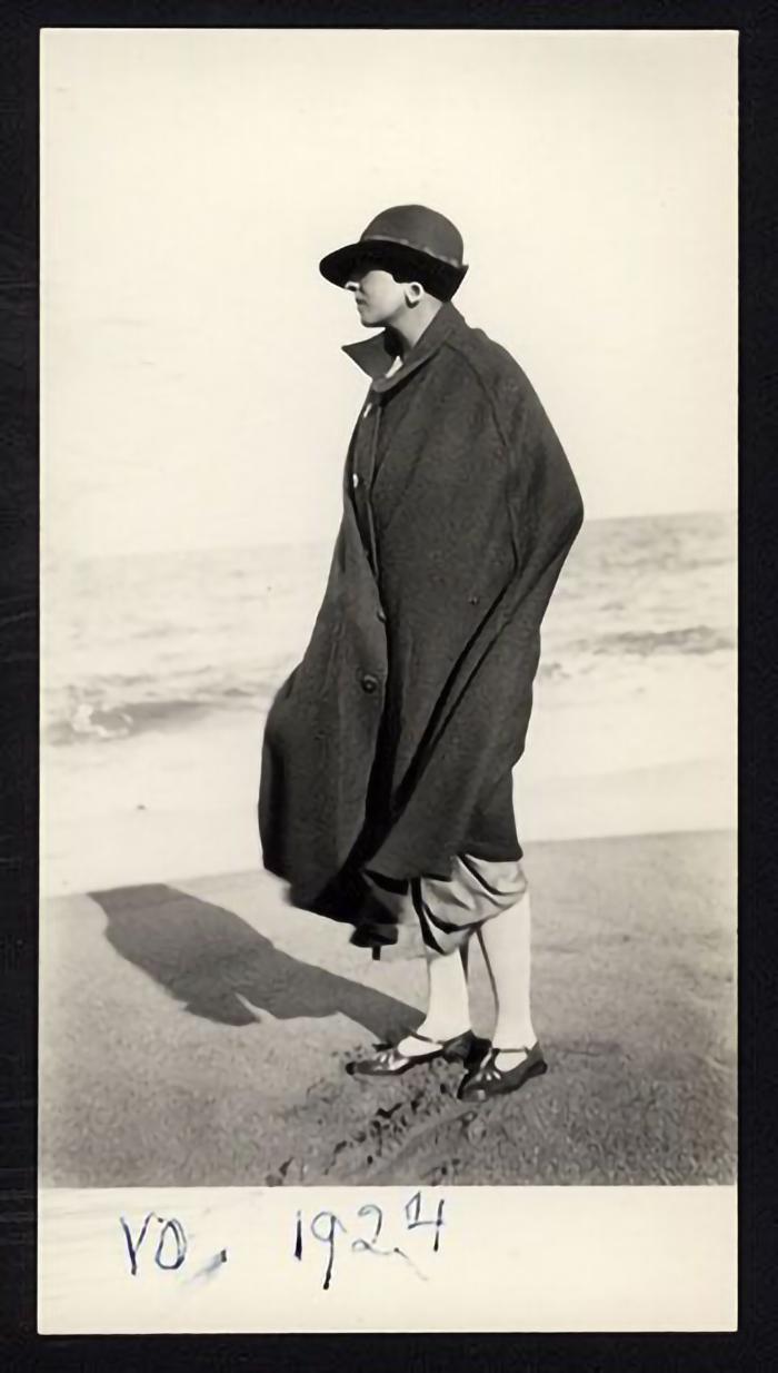 Victoria Ocampo 1924