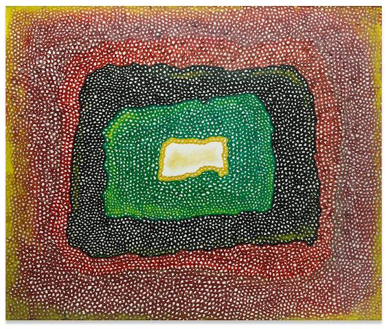 Yayoi Kusama. Untitled, 1965. Cortesia de Bonhams.