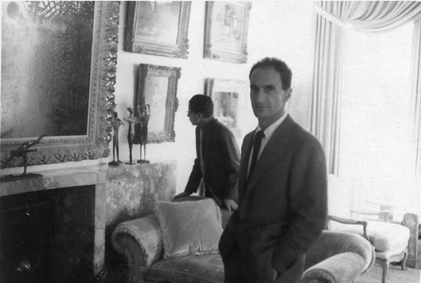 Chillida en Chicago 1958