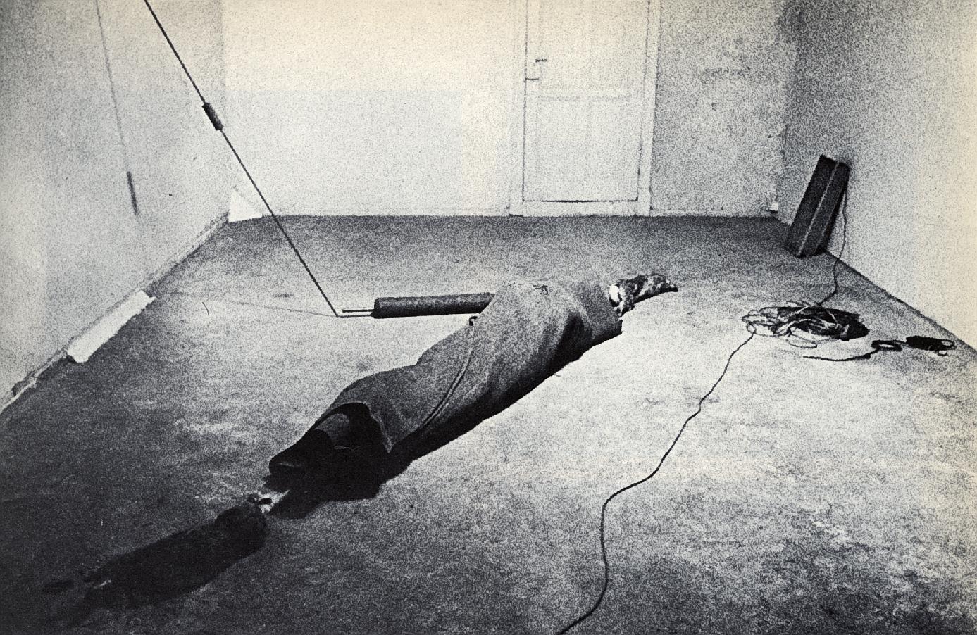 Joseph Beuys. The chief, 1963.