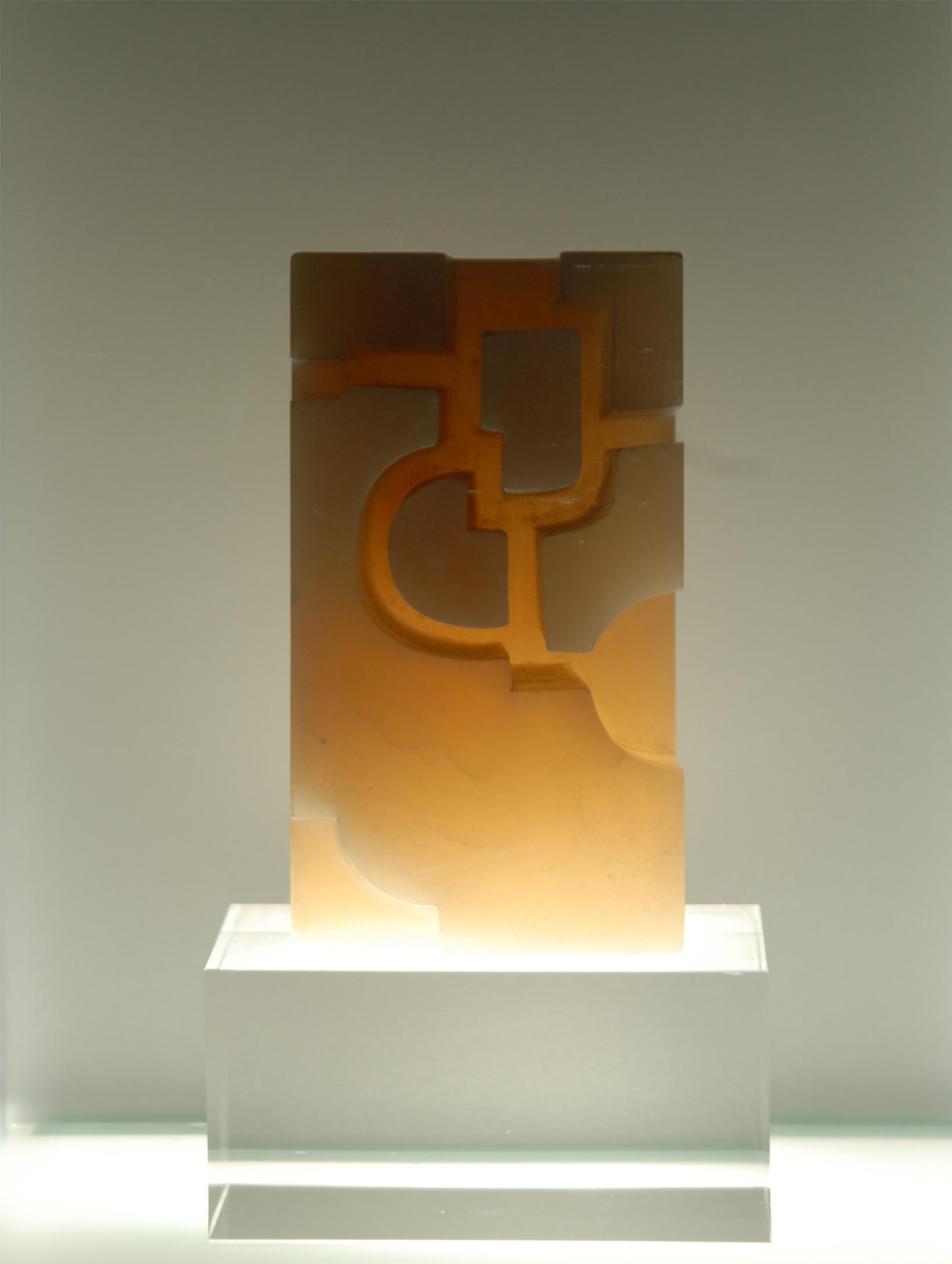 Eduardo Chillida. Alabastros, Galería Cayón 2020