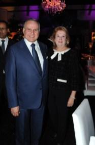 Alejandro Freites y Mariela de Freites