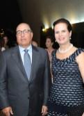 Eduardo Borberg y Mercedes Cristina de Borberg