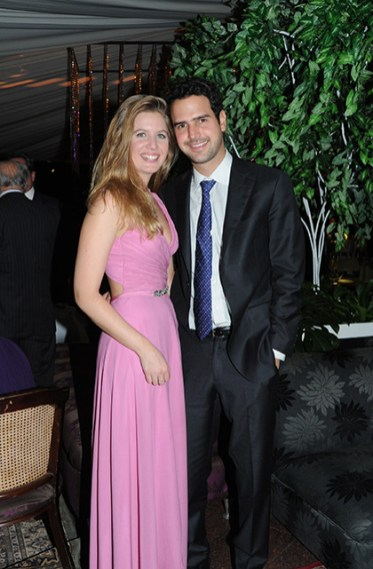 Federica Longinotti y Juliano de Sousa