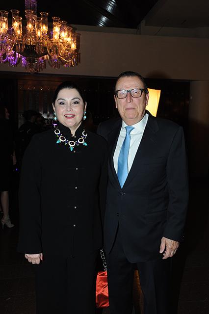 Beatriz de Arismendi y Juan Bautista Arismendi
