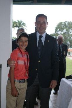Virgilio Paz y Rafael Barrios