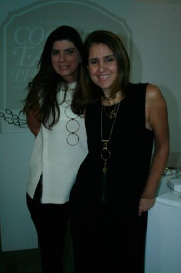 Orly Meir y Viviane Guenoun