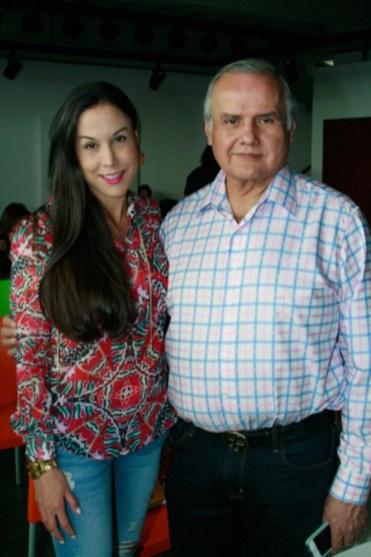 Beatriz Freites y Alejandro Freites
