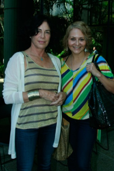 Cora Galavis y Natalia Brand