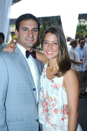 Luis Carrillo y Ana Sosa de Carrillo