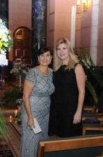 Morella Urdaneta y Ana Teresa Willson