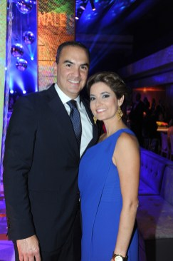 Arnaldo Arcay y Carolina Monagas de Arcay