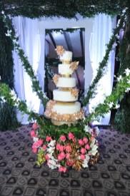La torta de bodas