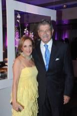 Margarita Méndez de Montero y Alberto Montero