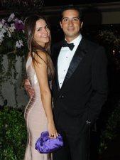Fabiana Dávila y Carlos Alberto Zuloaga