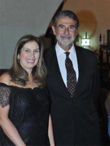 Raúl Soules y Titina Baldo de Soules