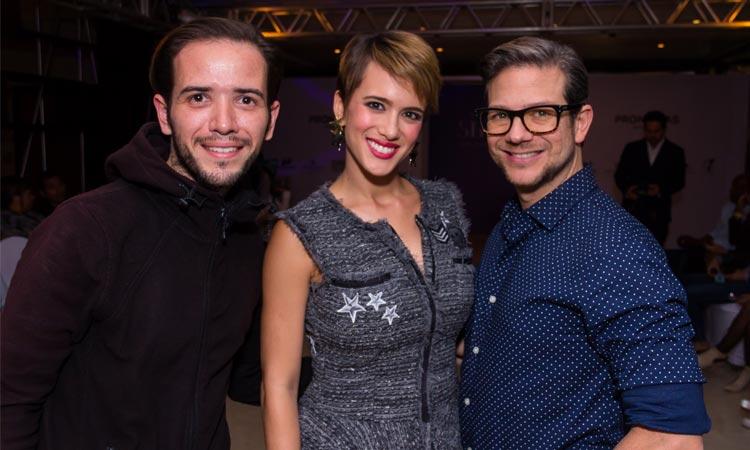 Anss Rovero, Valeria Valle, Fernando Delfino