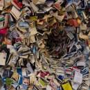 Filbo: Mares de libros y derrames de basura.