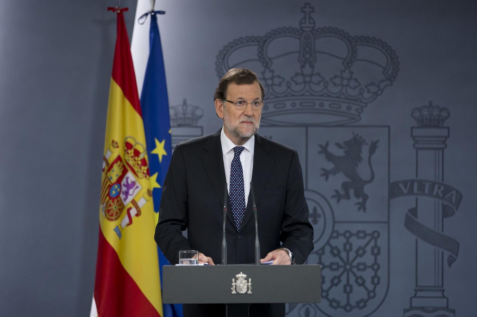 La corrupción cuesta el puesto al presidente del gobierno español