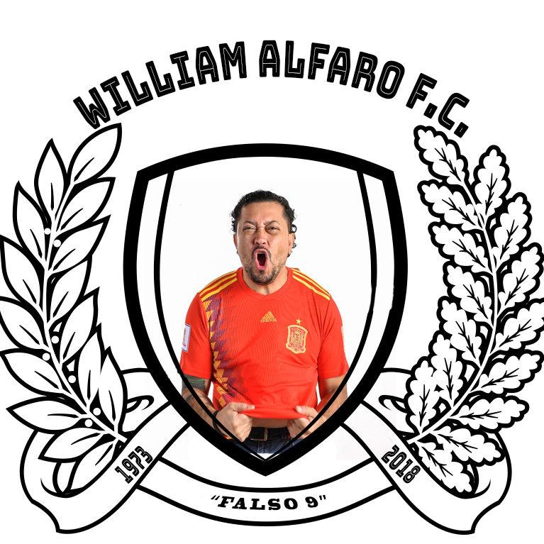 William Alfaro columna