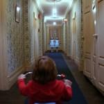 El resplandor - Los pasillos del Overlook