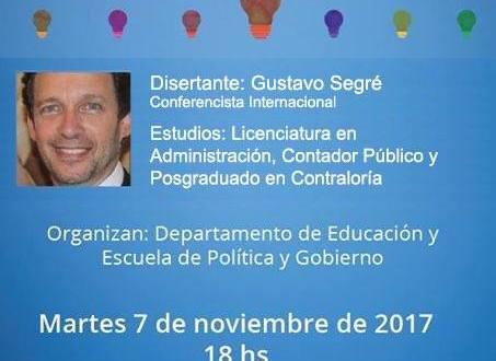 CONFERENCIA ABIERTA PARA LA CIUDAD DE BUENOS AIRES NOSOTROS SOMOS Y HACEMOS NUESTRO PROPIO FUTURO !!