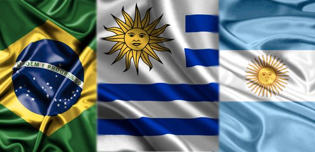 Brasil, Argentina y Uruguay crean primer Comité de Integración Trinacional.