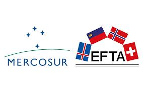 Mercosur y EFTA avanzan en un acuerdo comercial.