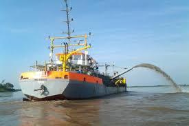 Concluyeron las tareas de dragado y balizamiento en el Uruguay.