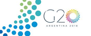 Líderes económicos del G20 ratifican multilateralismo, pero advierten sobre riesgo de tensiones comerciales