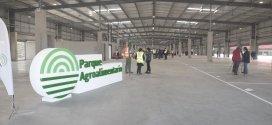 Uruguay inauguró una mega parque logístico para comercializar agroalimentos.