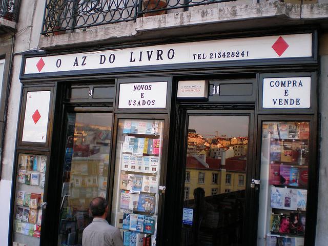 Livraria O Az do Livro