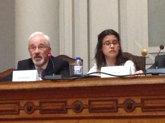 O Prof. Dr. José Manuel Silva expõe as suas opiniões sobre o Concurso A e B