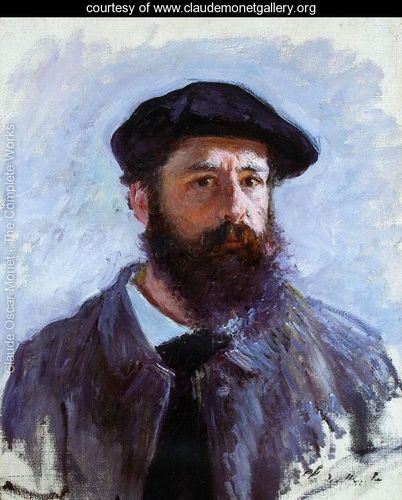 Self-Portrait-With-A-Beret