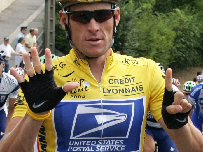 Lance Armstrong: de Deus   do desporto a vil ao universal.