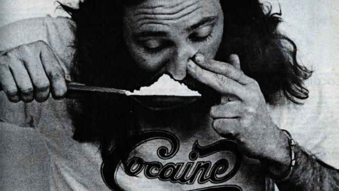 Capa - Cocaine