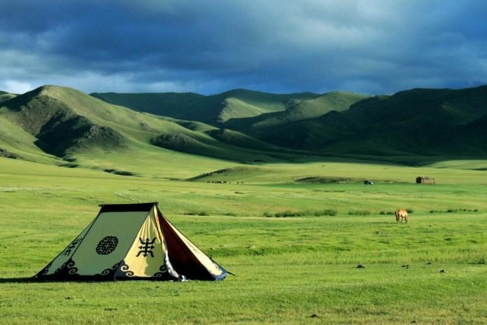 Mongolia paisagem 3