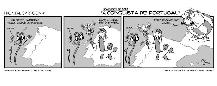 cartoon FRONTAL #1