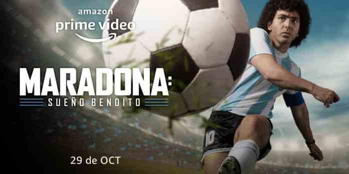 Maradona Sueño Bendito