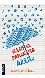 revistas literarias. bajo el paraguas azul